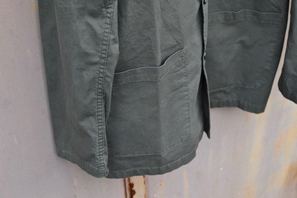 veste de travail Vetra - marque française de workwear