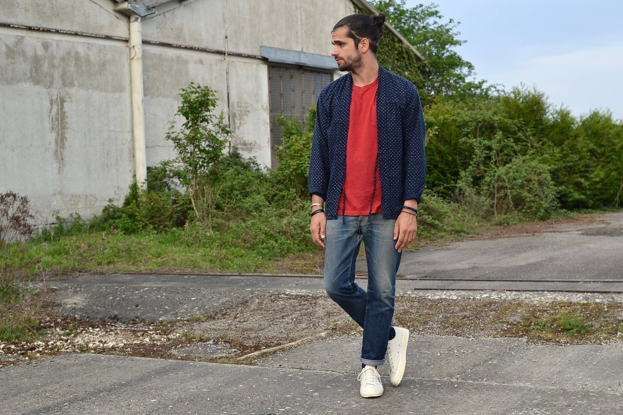 blog mode streetwear street heritage japan brand style noragi pour homme comment porter