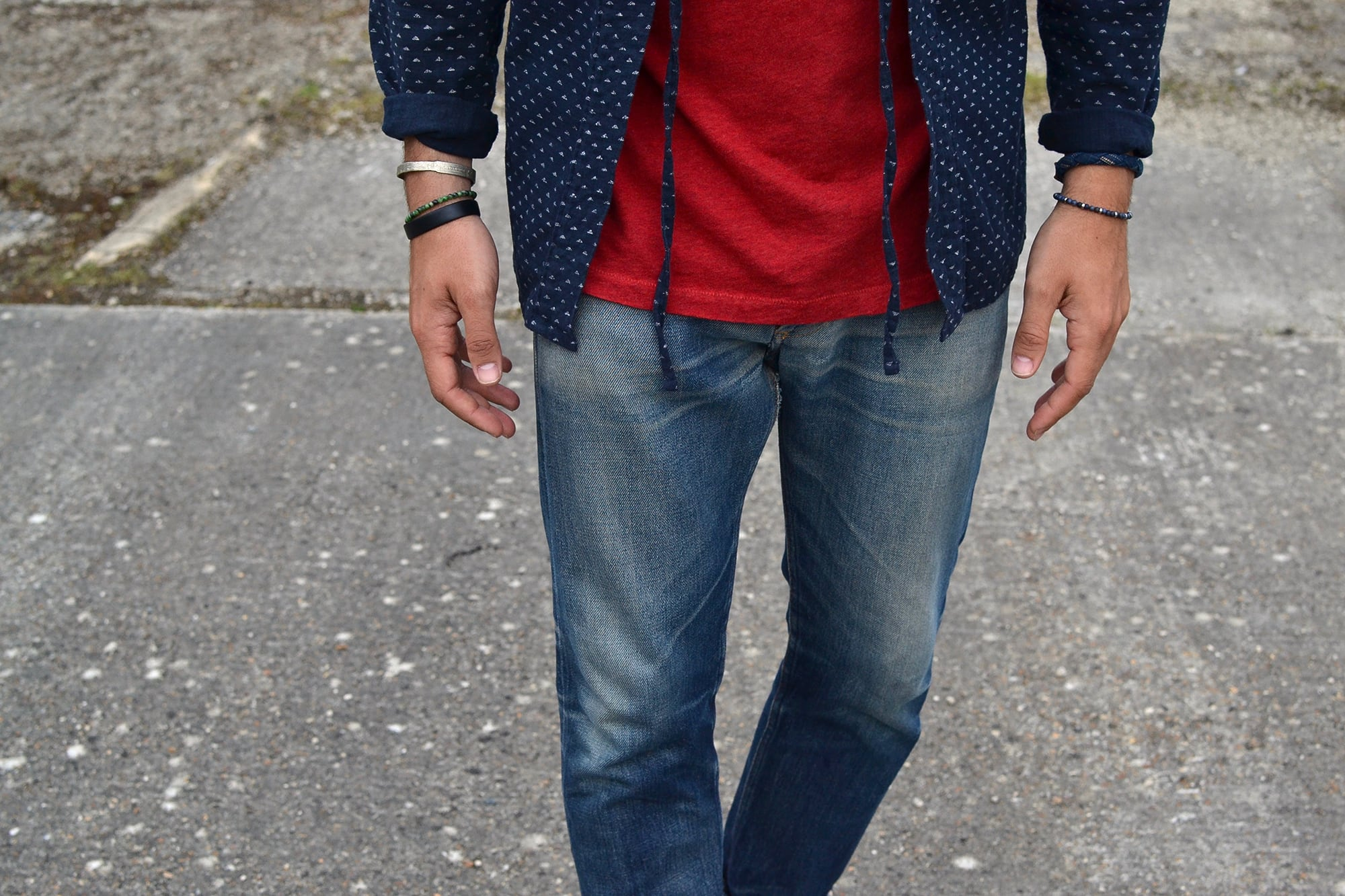 blog mode streetwear street heritage japan brand style noragi pour homme comment porter - apc petit standard butler jeans