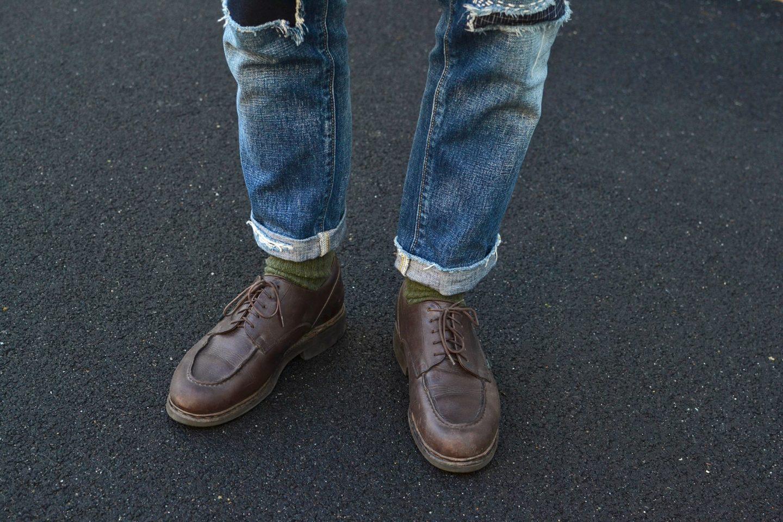 Blog-mode-homme-workwear-street-heritage-long-coat-vintage-Engineered-Garments-hooded-interliner-Soulive-patchwrok-selvedge-denim-Paraboot-chambord-goodyear-shoes-15-1440x960.jpg