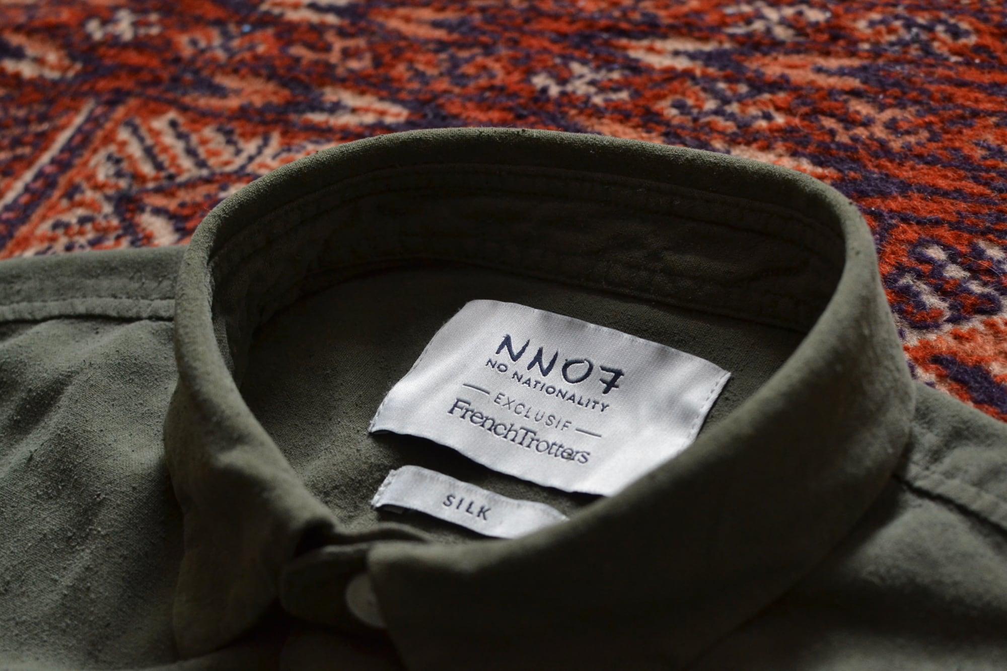 La marque Nordique NN 07 sort une collection Exclusive pour le magasin parisien FrenchTrotters