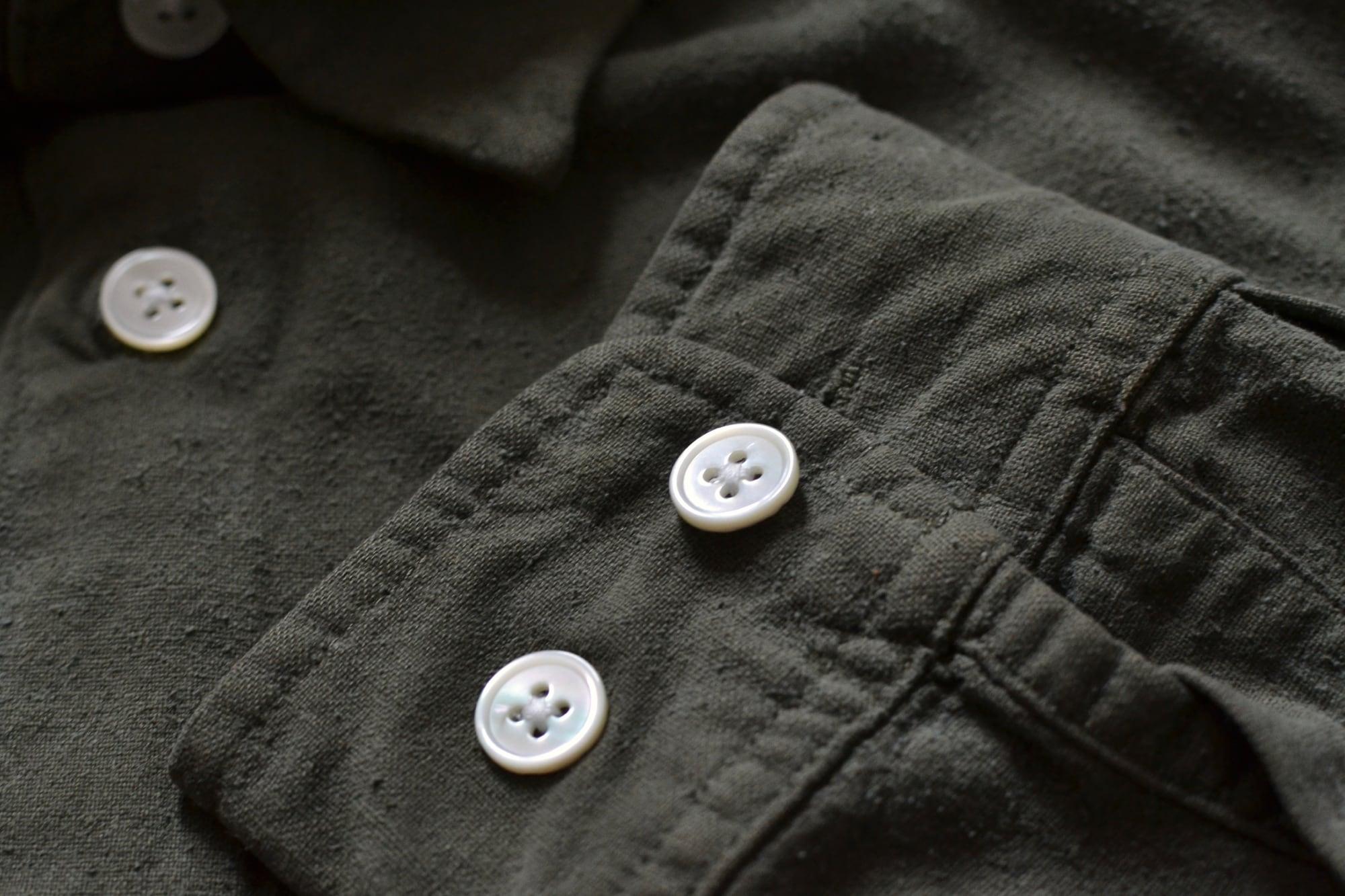NN07 alberto shirt silk raw soie sauvage chemise