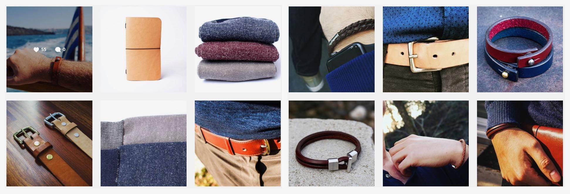 l'offre sympa bonnard de la ceinture au bracelet en passant par les chaussettes