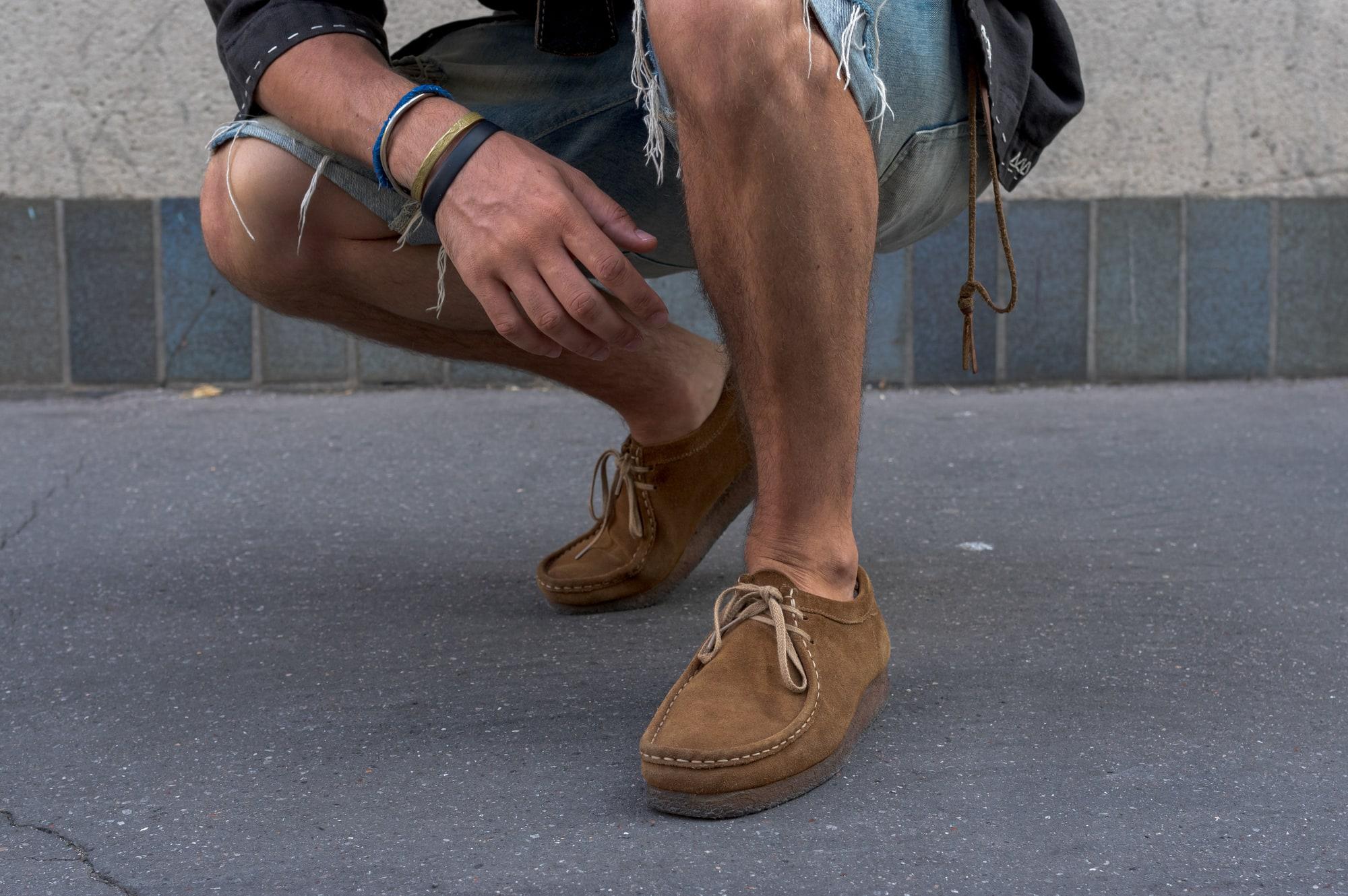 Comment porter la clarks wallabee icone de style masculin