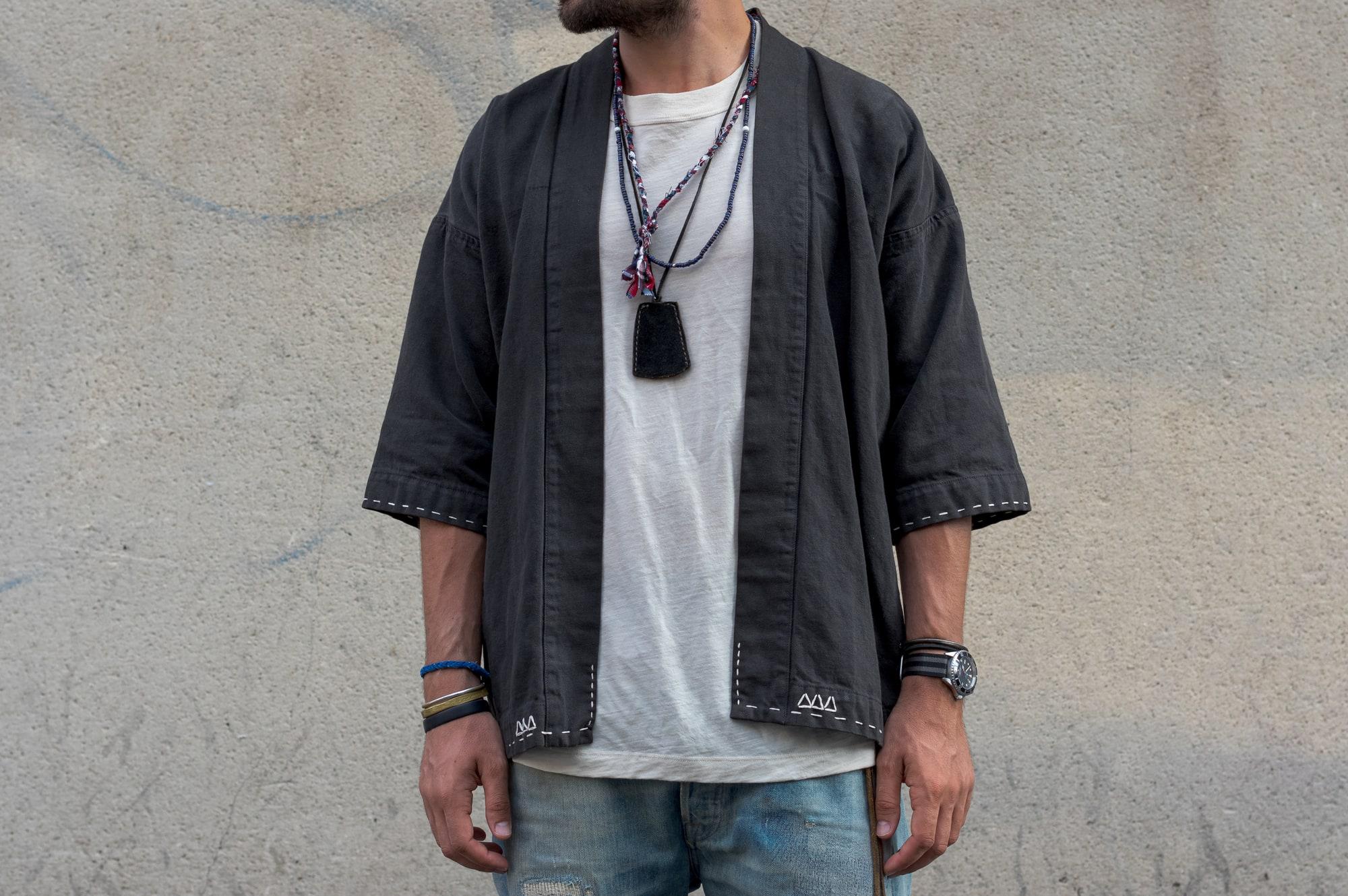 Comment porter une noragi dans un style homme street heritage