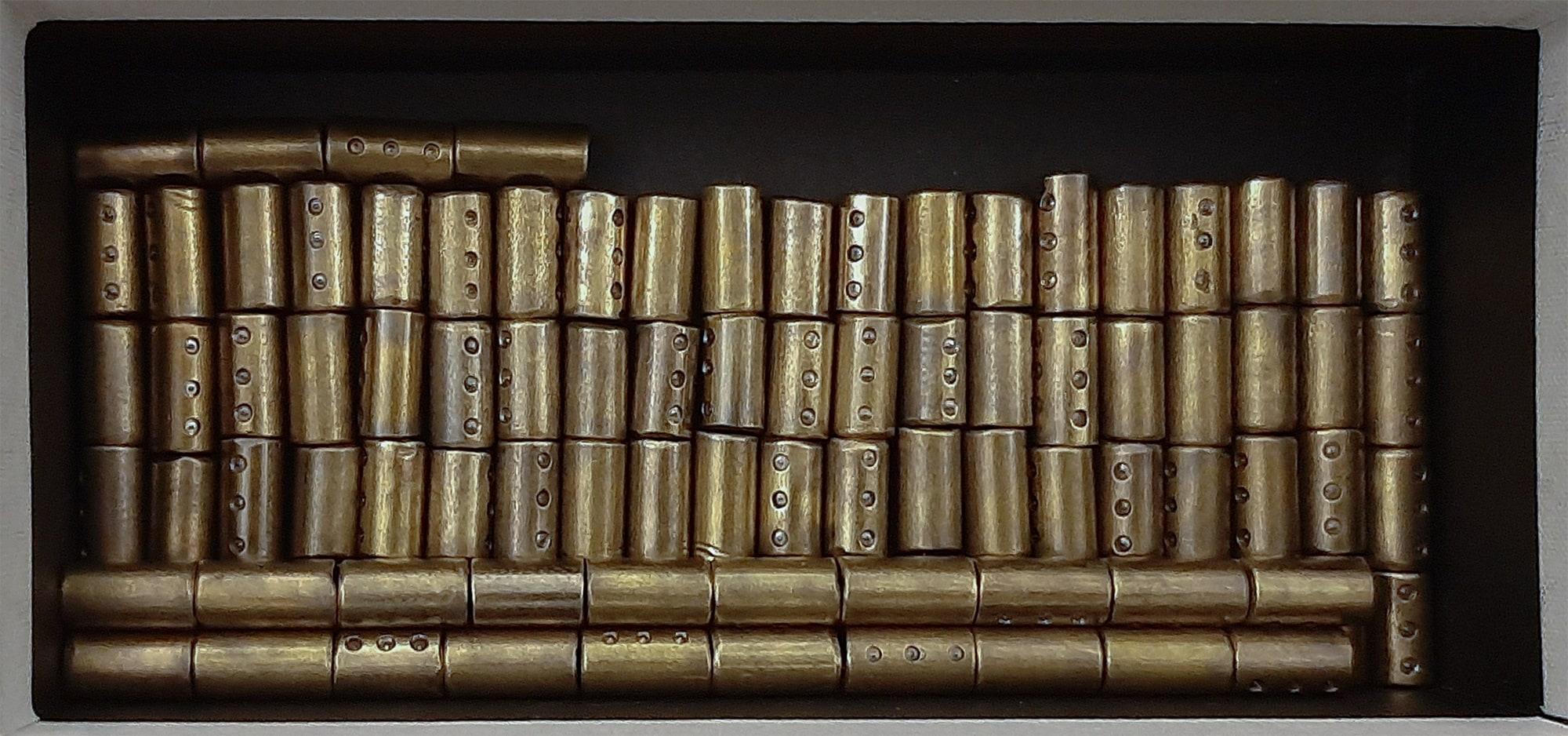 bague Borali pour collier tressé - archive
