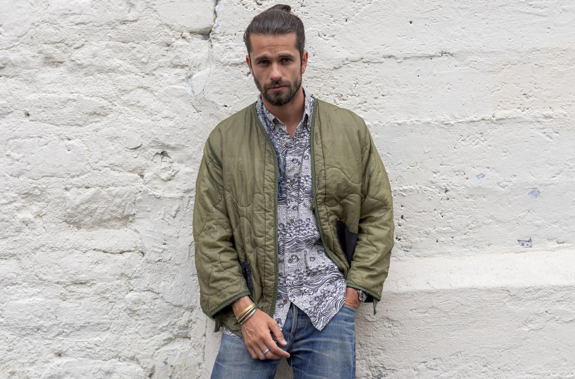liner m65 jacket