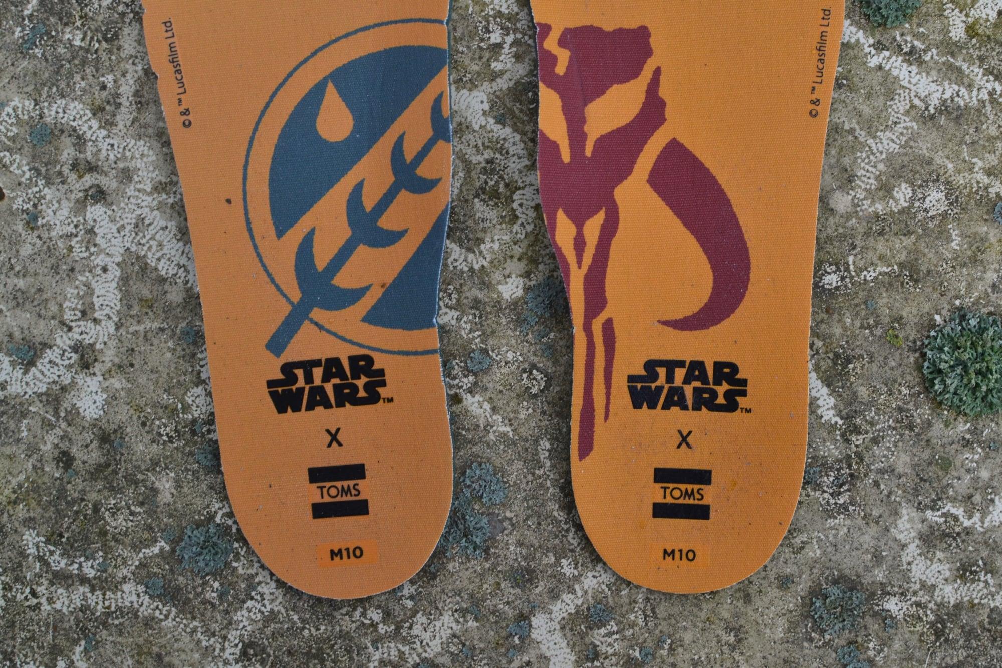 TOMS sort une sneakers en collab avec Star Wars en s'inspirant du casque de Boba Fett vendu en exclusivité chez Nous Paris