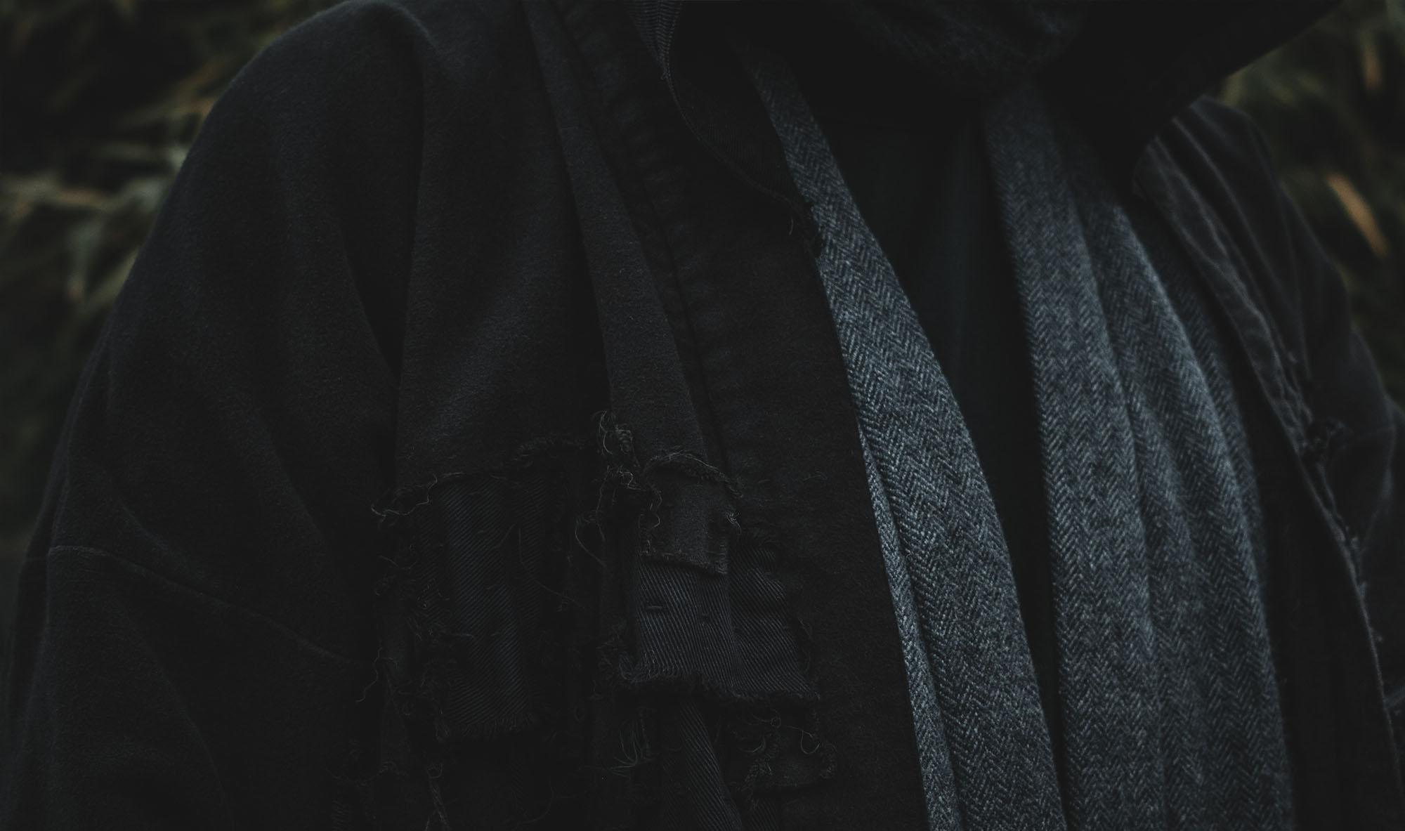 le vêtement noir