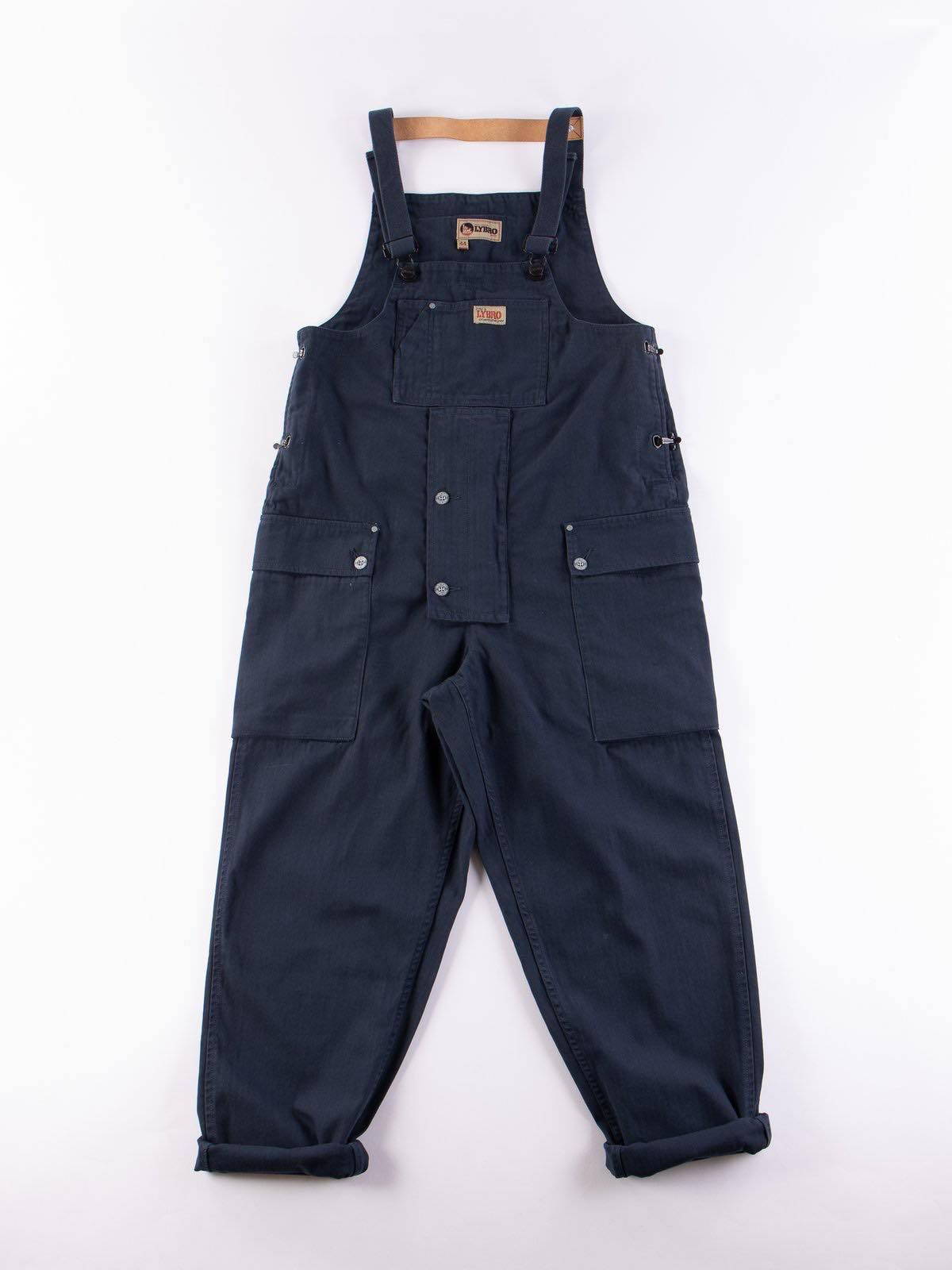 blog mode street heritage homme - Nige Cabourn Overall