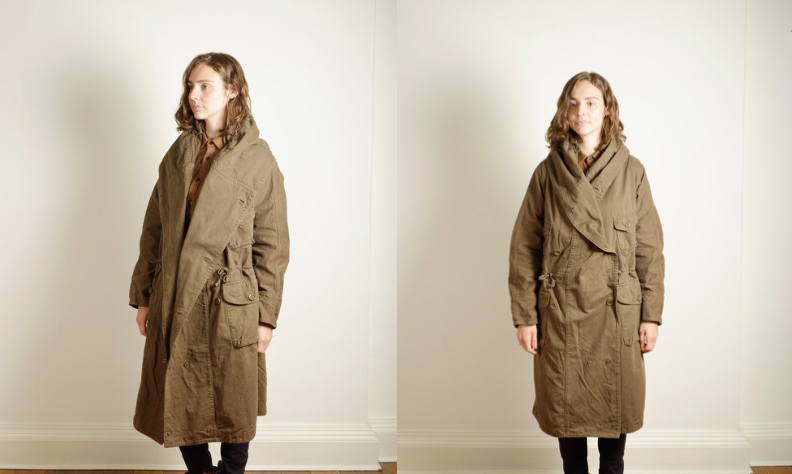 blog mode street heritage homme - kapital ring coat