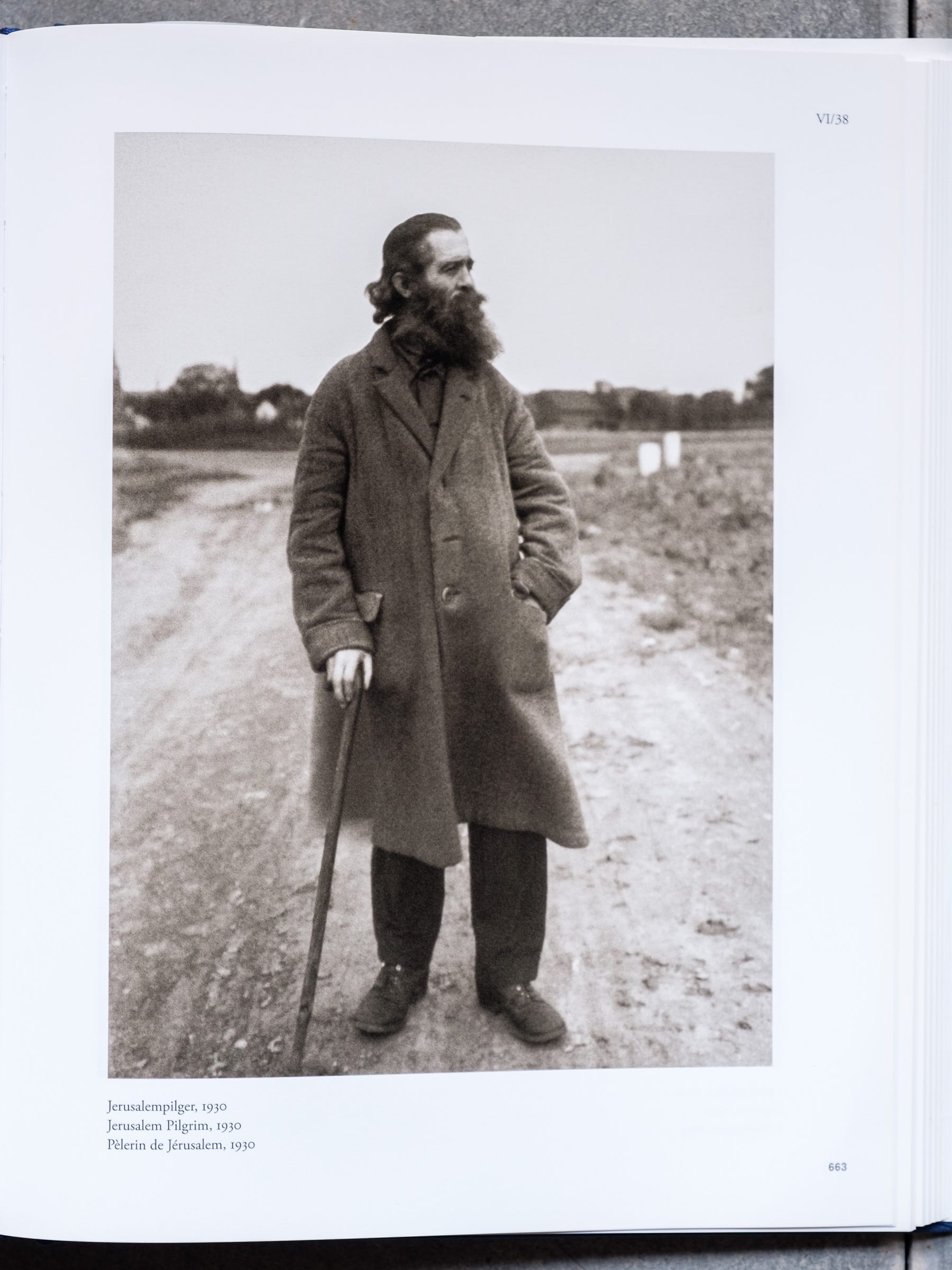 borasification blog mode homme workwear - August Sander People of the 20th Century 2