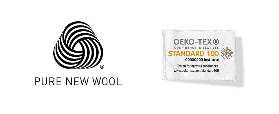 labels qualité woolmark