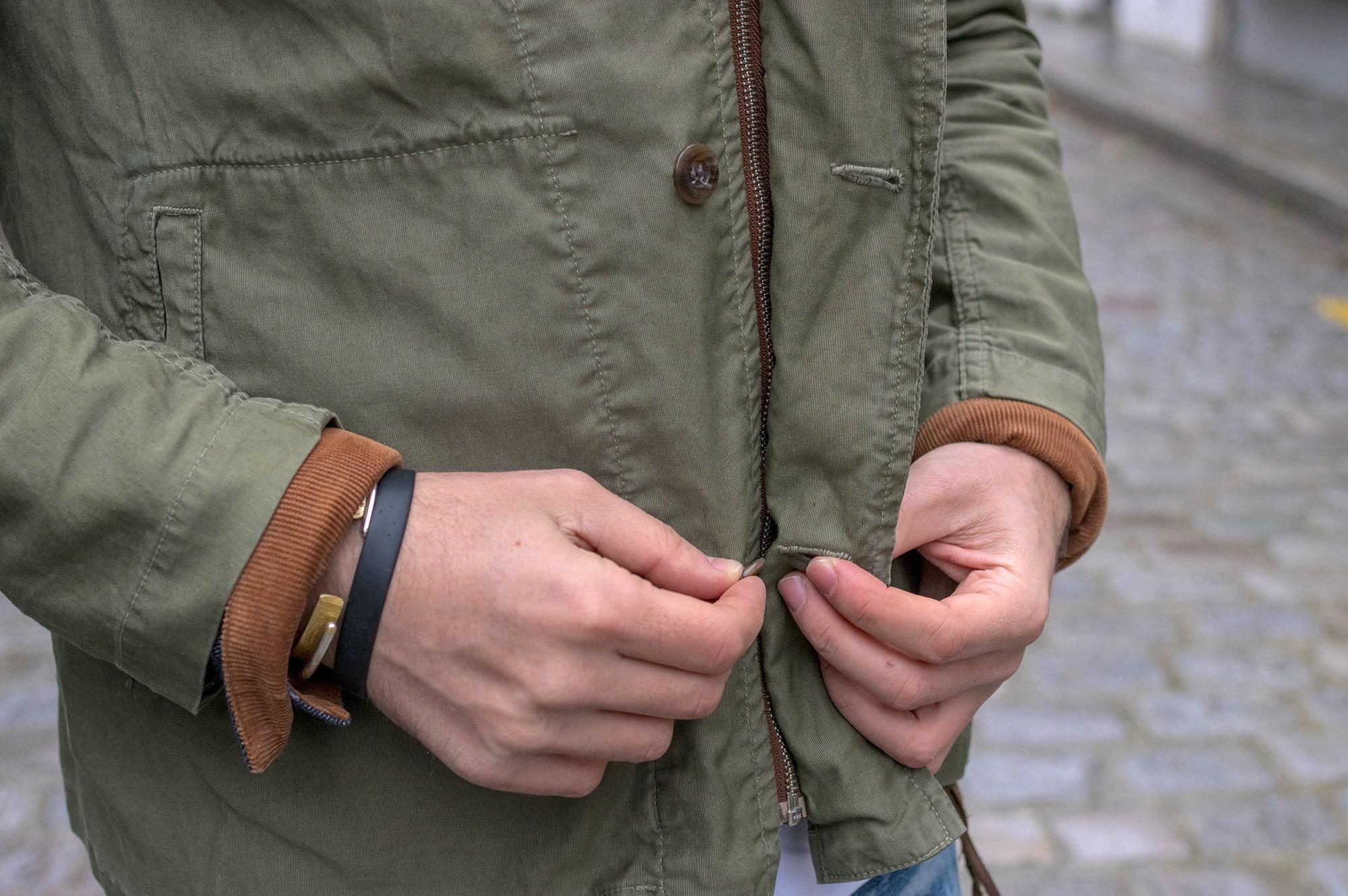 comment faire du layering dans une tenue homme ajusté mais workwear