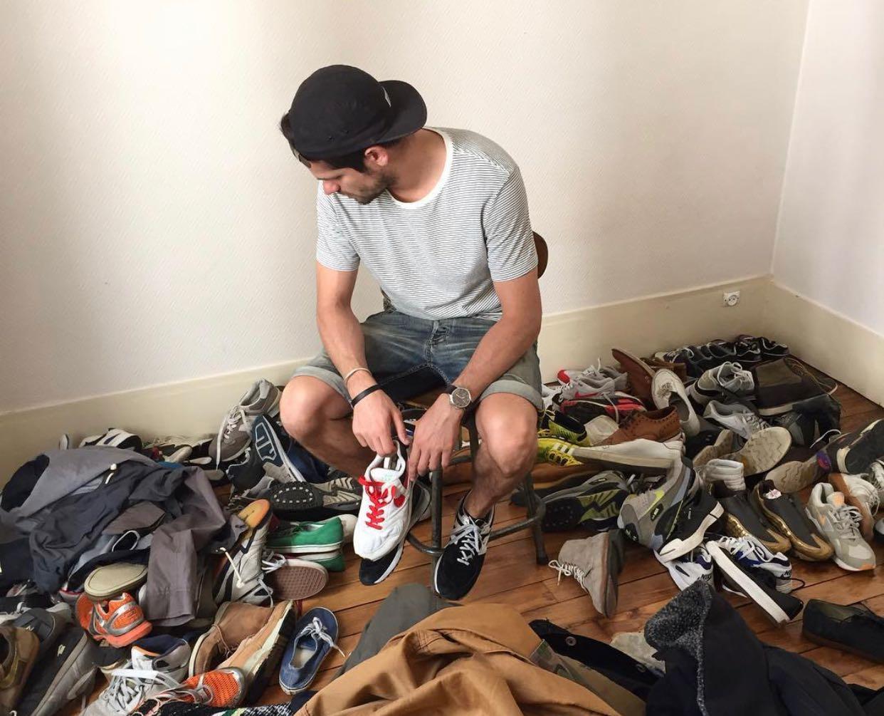 comment faire un choix quand on hésite entre deux modèles ou vêtements ou chaussures conseil astuce mode masculine