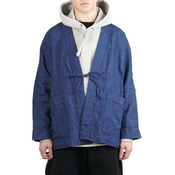 Snowpeak-INDIGO-NORAGI-JACKET