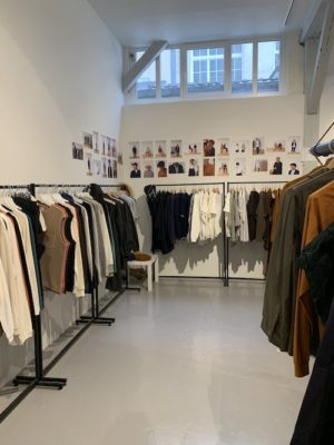 Image du welcome edition showroom