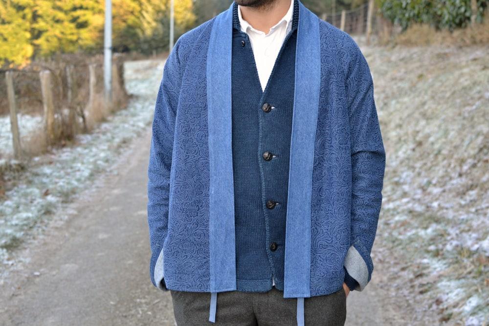 porter une veste noragi dans un look casual chic homme
