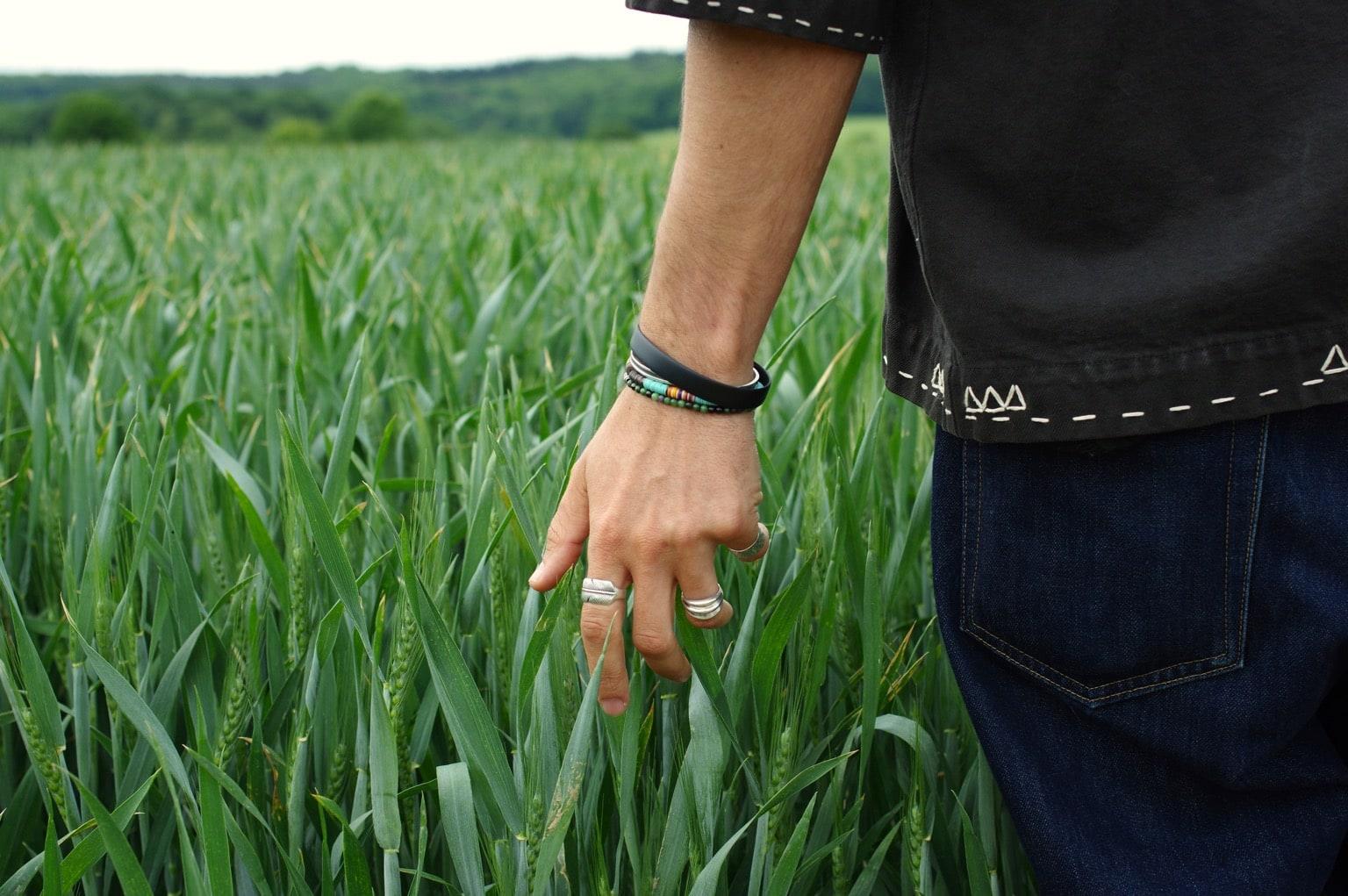 idée bracelet homme jinji les indispensables paris et visvim sanjuro