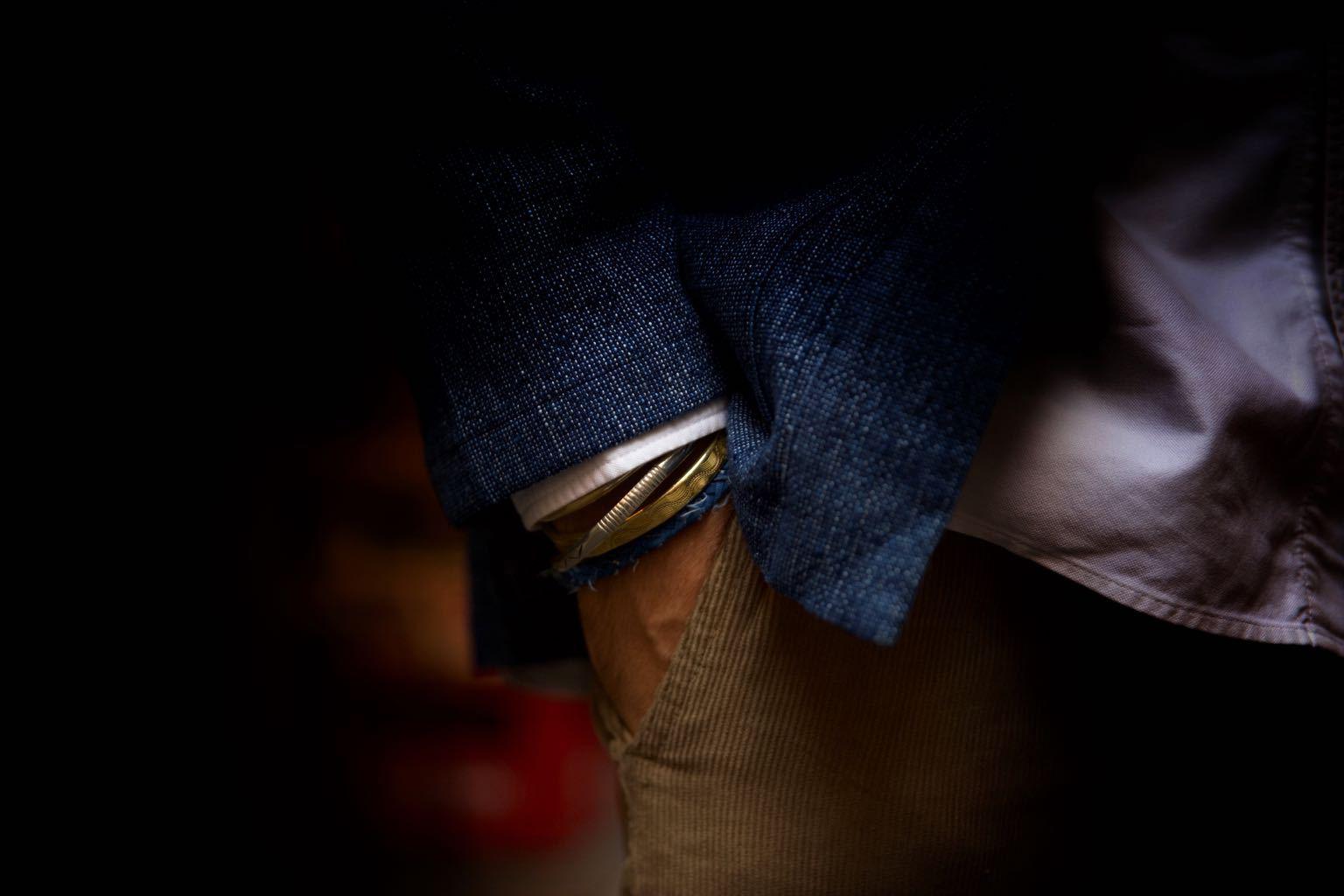 teaser de la collab entre la marque Borali spécialisée dans les veste noragi et bonne gueule la marque casual chic de référence en france