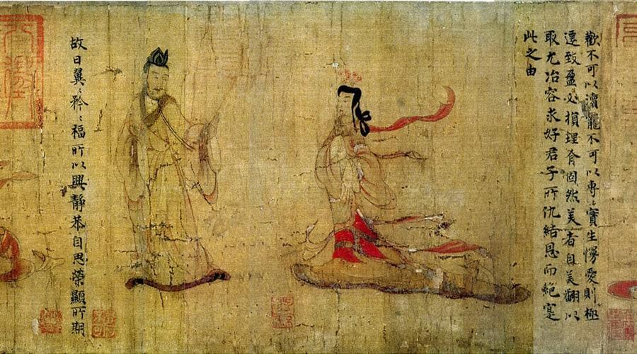 hanfu chinois origine kimono kosode
