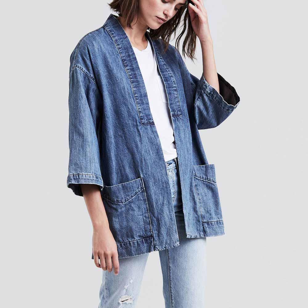 levi's made & crafted kimono jacket