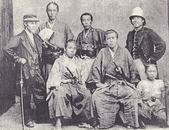meiji-mélange-occident-japon-noragi 5