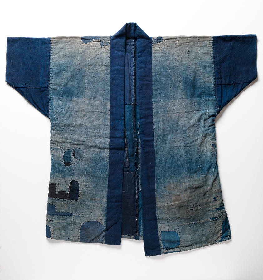 noragi antique Work Coat (Noragi), late 1800s-mid-1900s