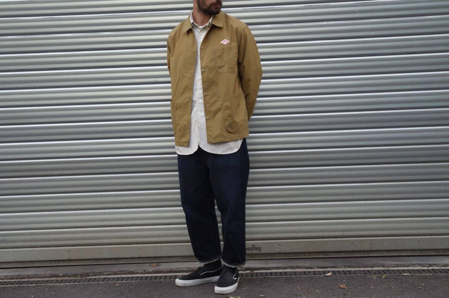 idée de tenue d'été d'inspiration workwear style homme masculin