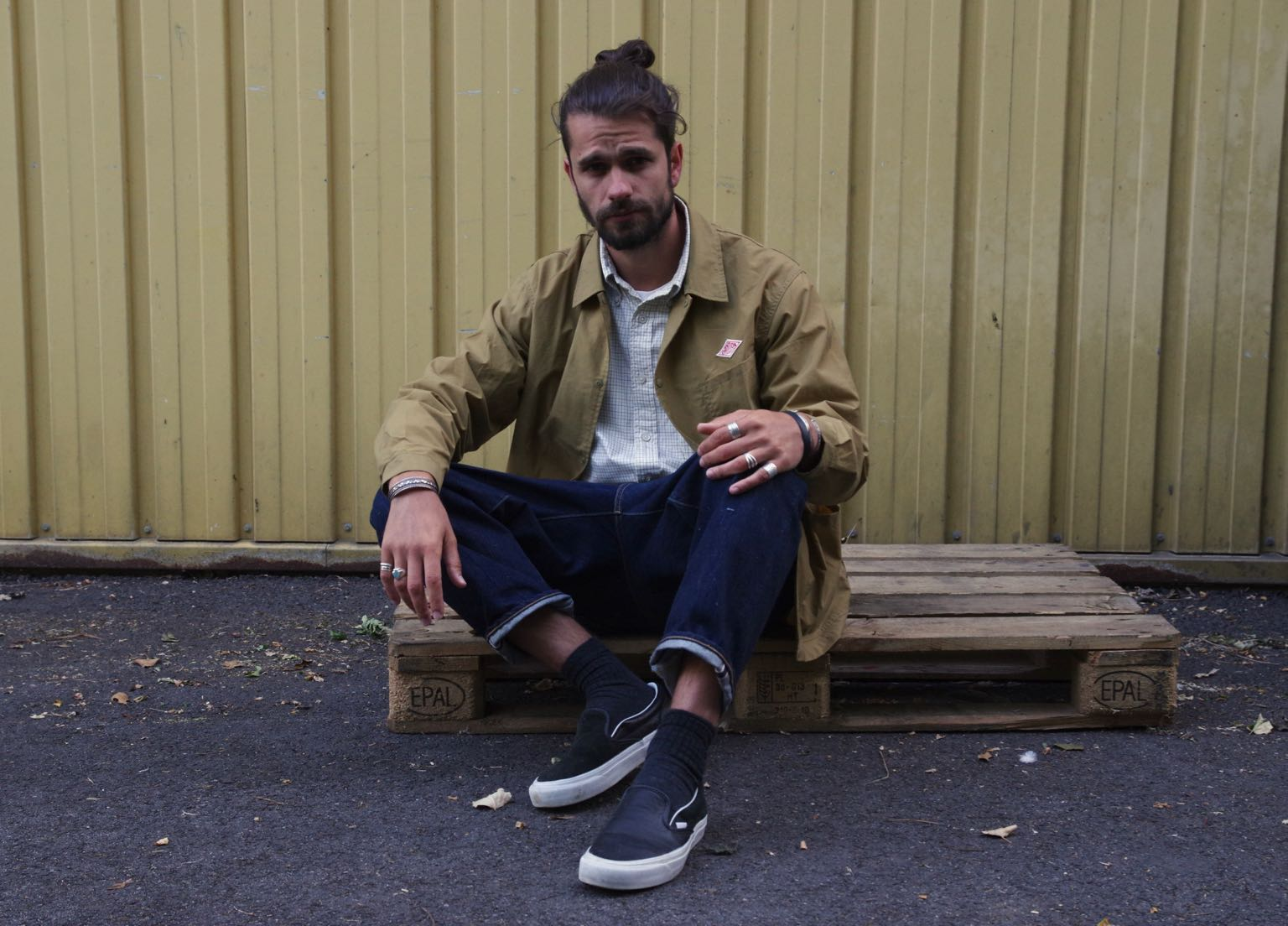 danton taffeta nylon jacket et magasin français reforme store