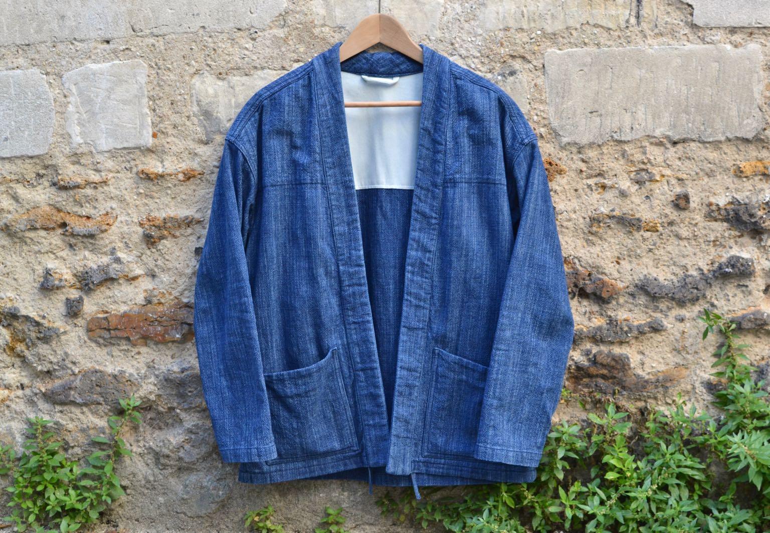 blog mode masculine borasification - Noragi Borali x Bonne Gueule - kimono style homme