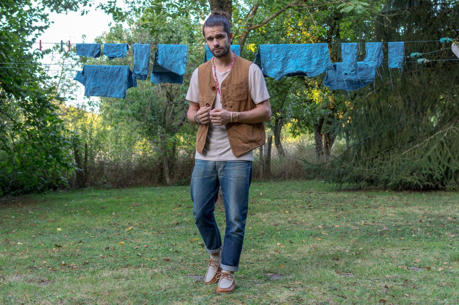 conseil et idée look pour porter le style workwear en été et forte chaleur