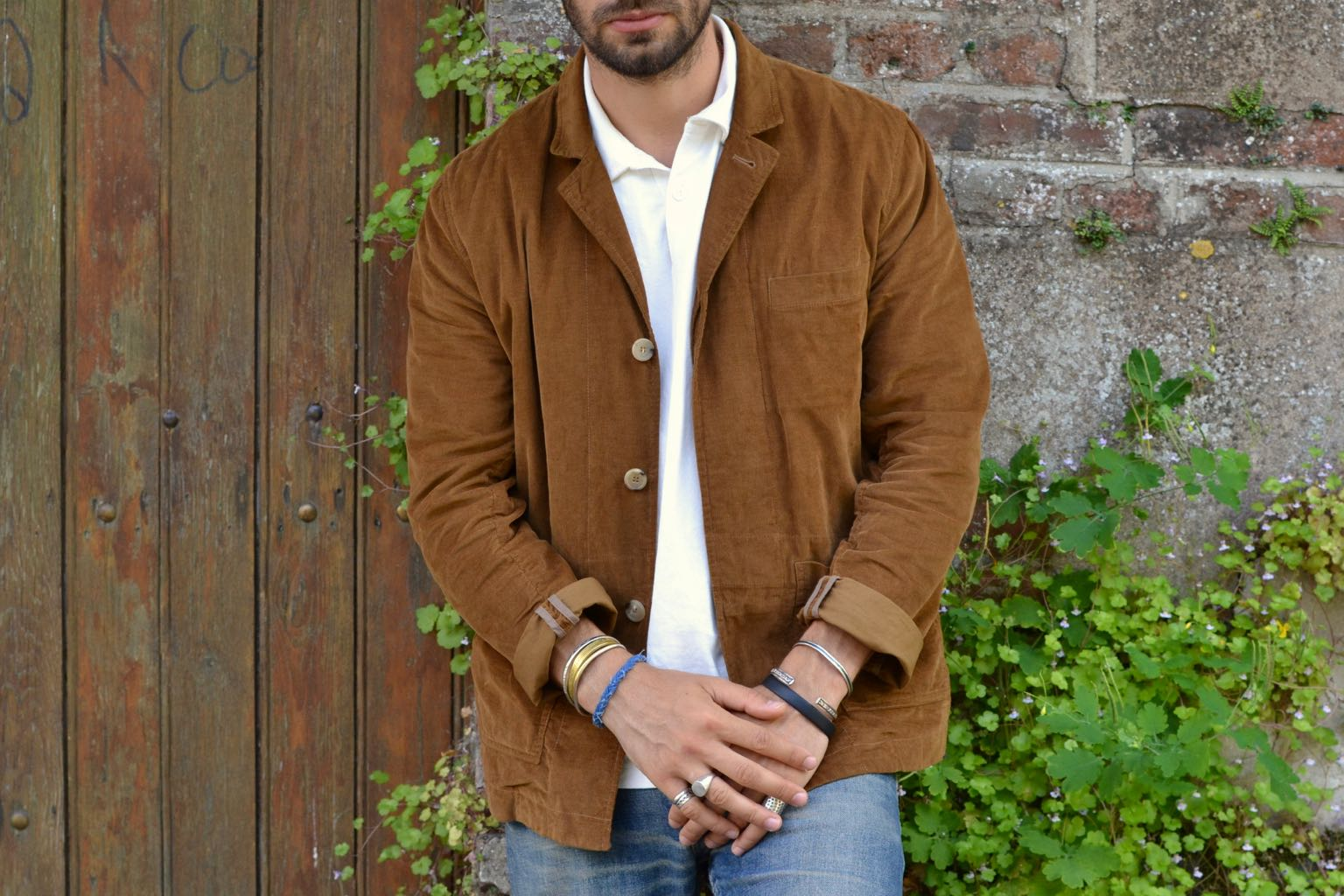 Kenmore cord blazer de la marque Kestin )- une pièce wokwear d'été t les bracelet pour homme borali