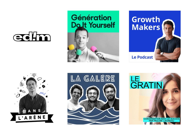 Conseils podcasts entrepreneuriat