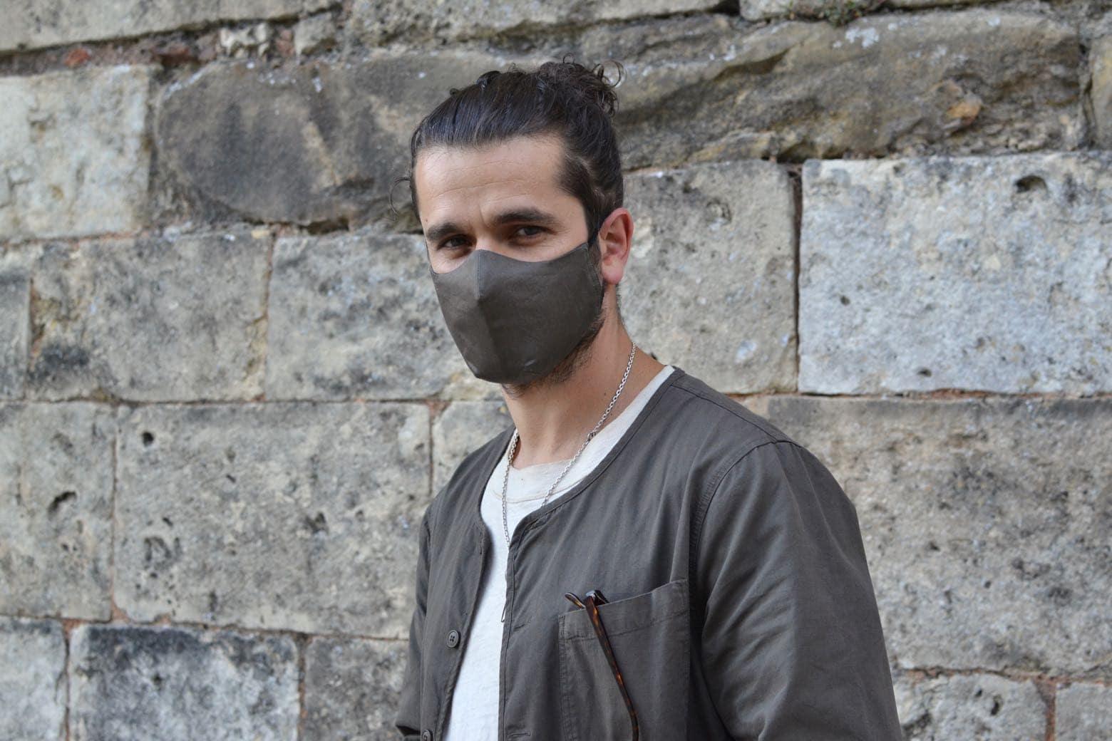 comment bien porté un masque style workwear homme conseil