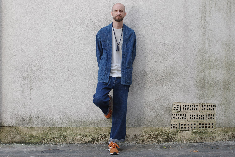 idée look noragi borali bonnegueule dans une tenue street heritage workwear