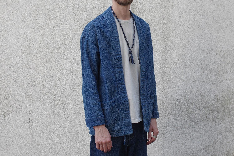 idée de lookpour porter des noragi et kimono - Borali marque de vêtement homme et femme