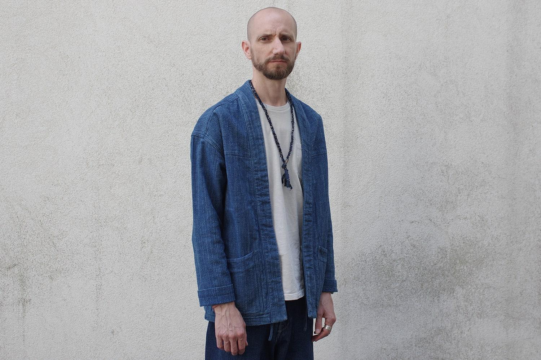 Noragi Borali x Bonnegueule - comment porter des kimono style homme