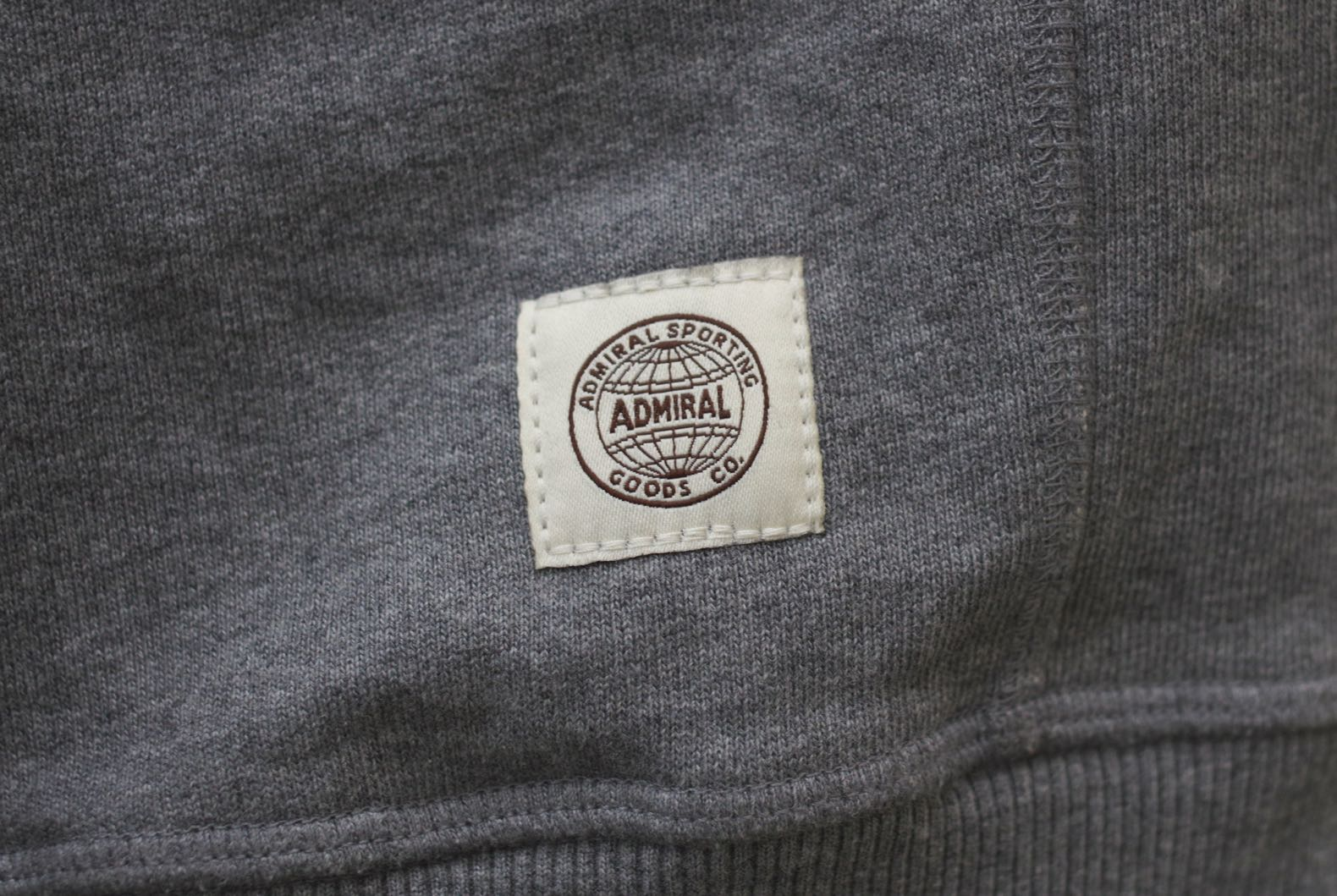 Admiral sporting goods a heritage sportswear military brands from UK