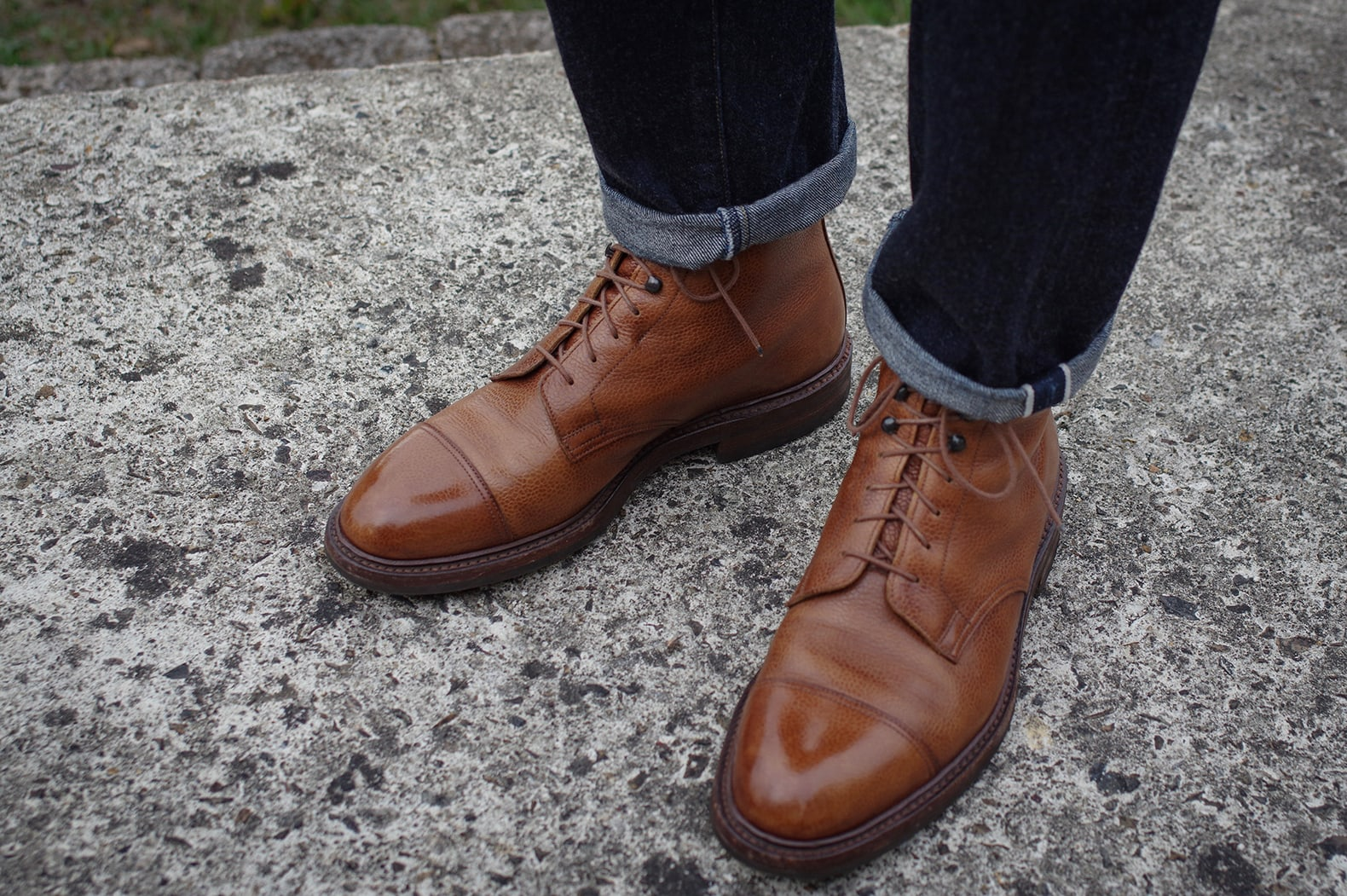 boots homme crockett & jones coniston