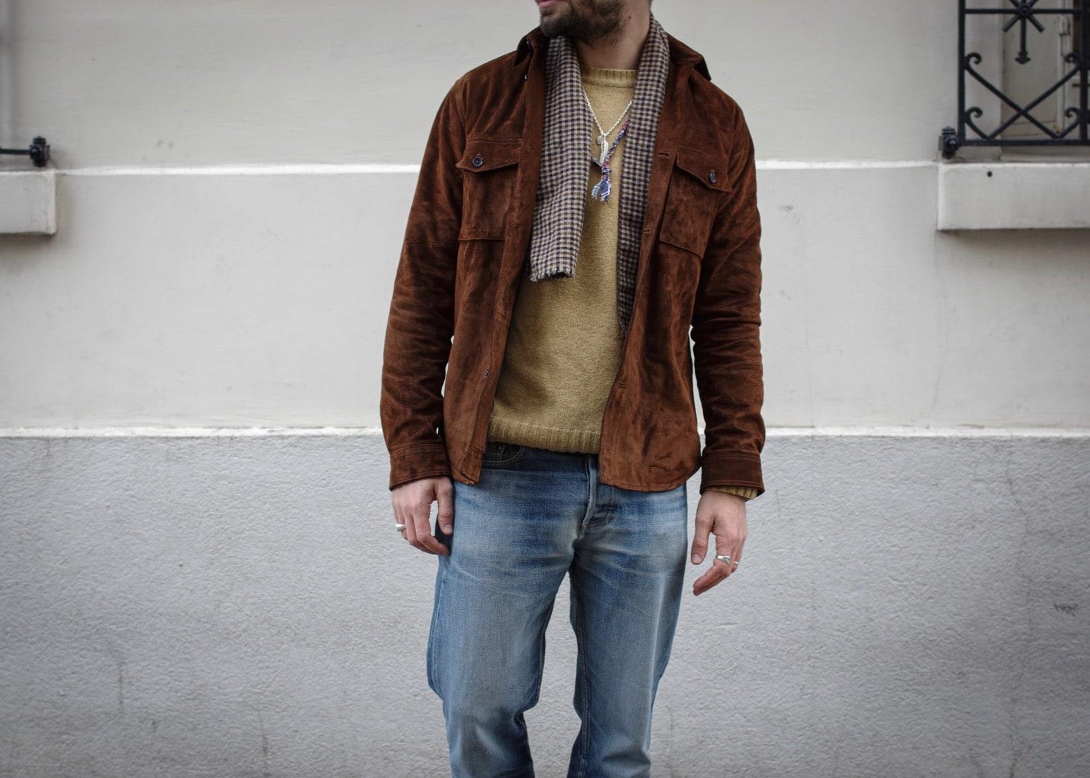 conseil style homme quels vêtements porter en automne