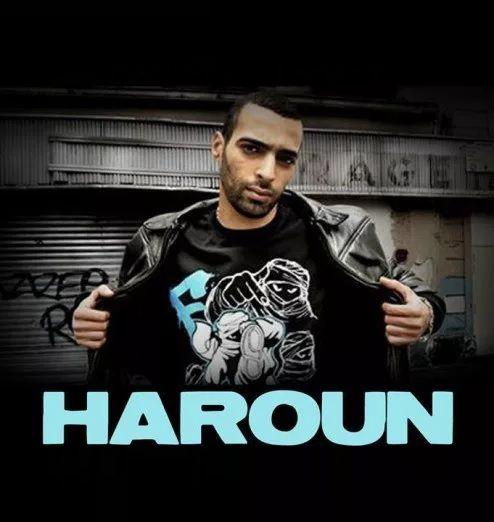 haroun rapeur français groupe scred connexion