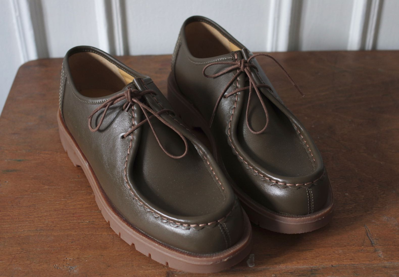 chaussure homme kleman padror inspiration workwear