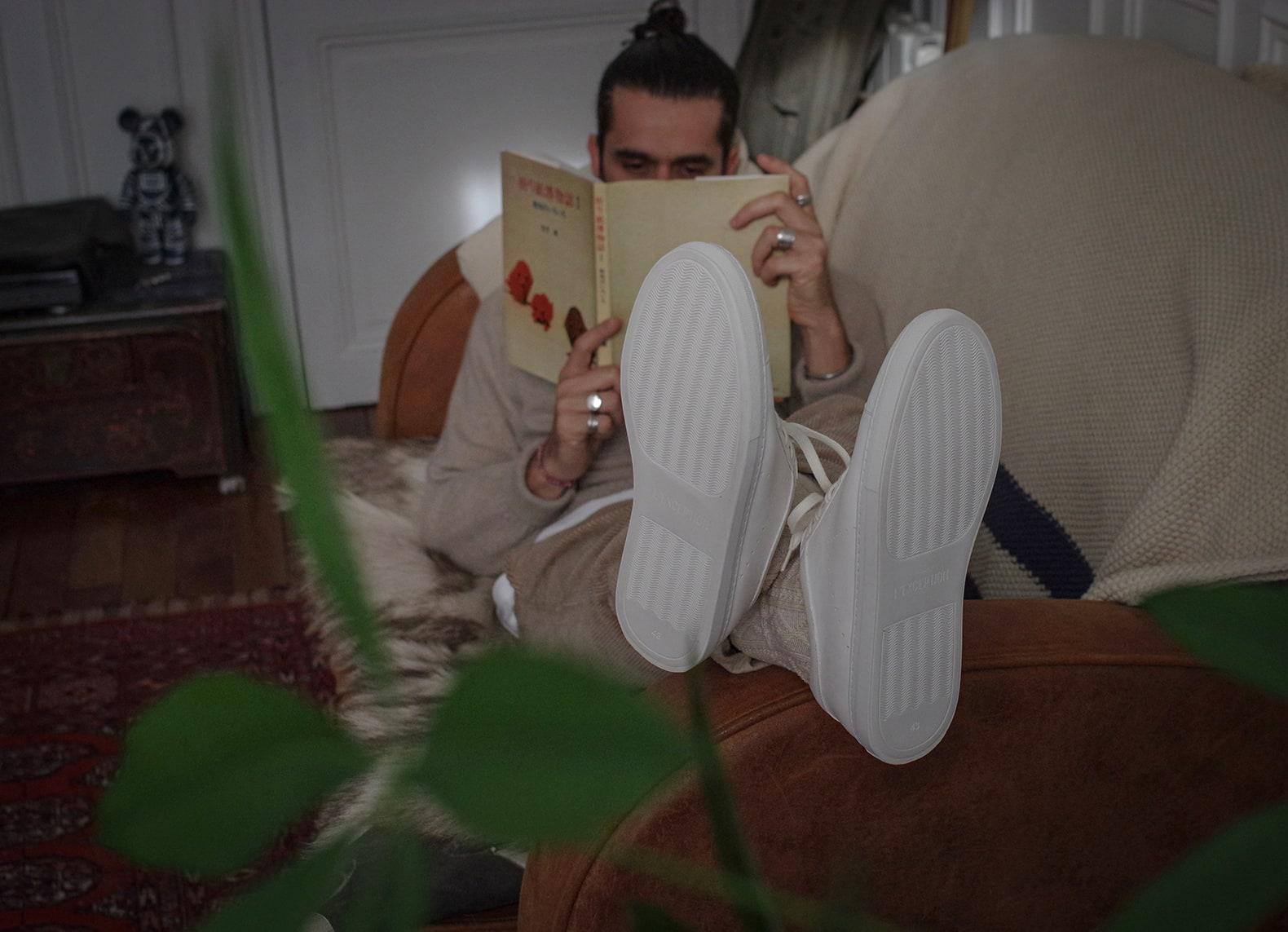 idée de tenue homewear homme confortable automne