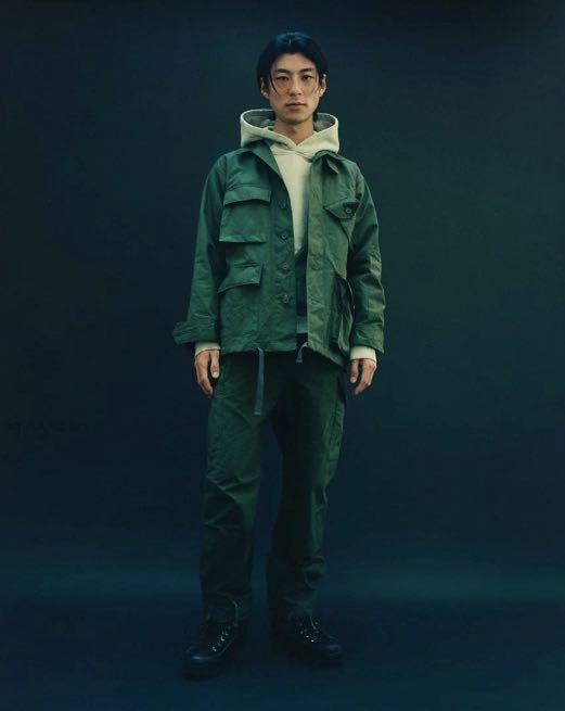 Haven x Engineered Garments Cascadia jacket - credit : Haven