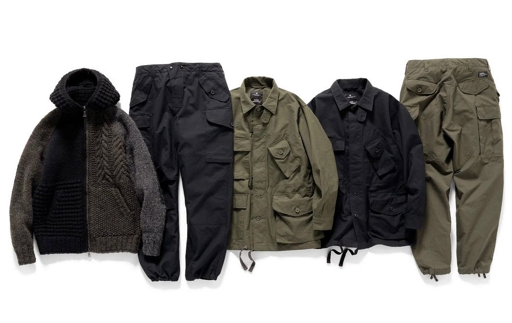 HAVEN / Engineered Garments 'CASCADIA' Collection