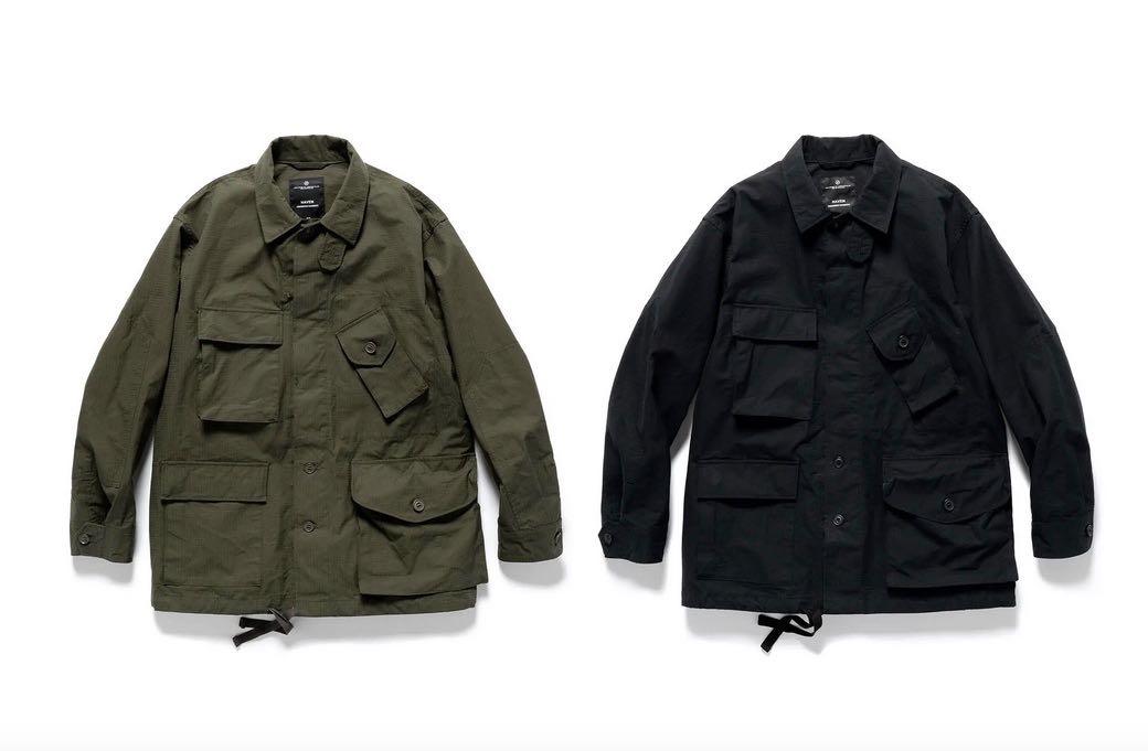 cascadia jacket engineered garments