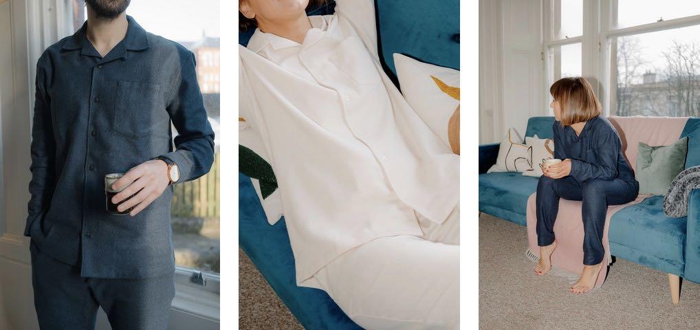 kestin-vêteme t à porter à la maison