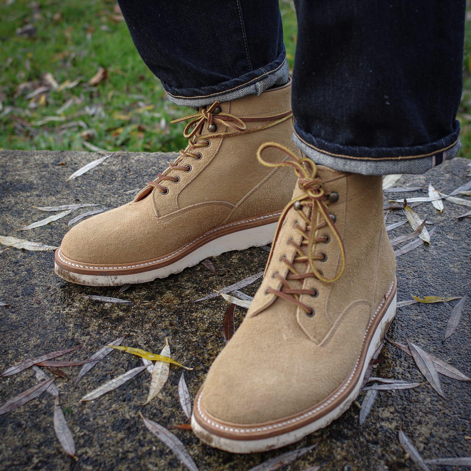 work boots bonne gueule