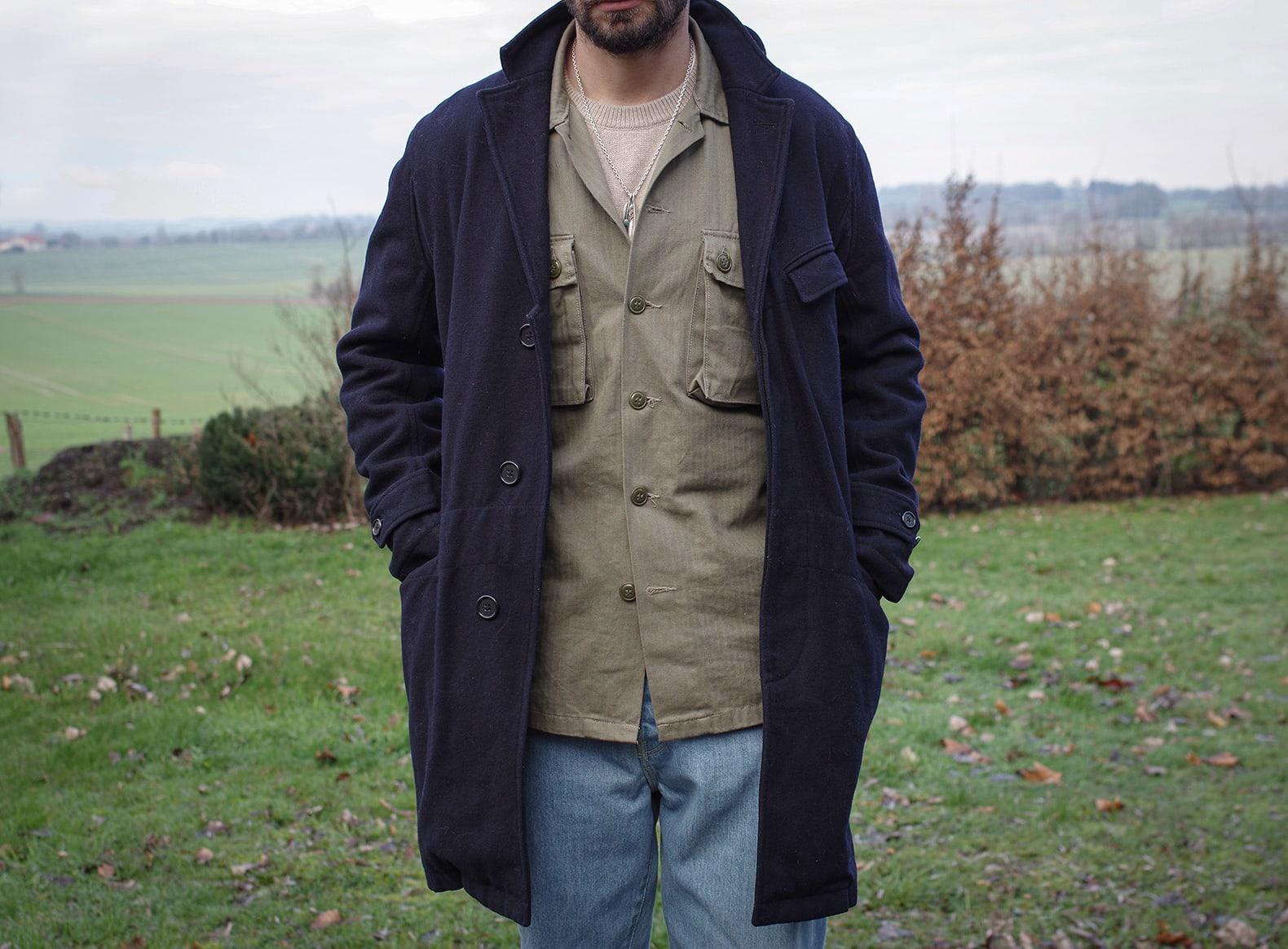 manteau-laine-bleu-homme-style-vintage-militaire